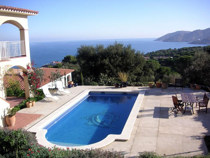 House -                               Port De La Selva -                               4 bedrooms -                               10 persons